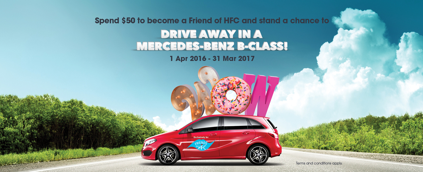 DRIVE AWAY IN A MERCEDES-BENZ B-CLASS & VOUCHER