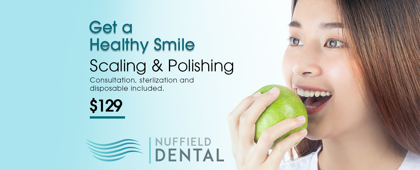 NUFFIELD DENTAL PROMO