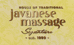 House Of Traditional Javanese Massage Signatu